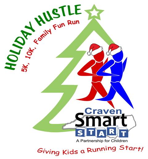 Holiday Hustle Logo